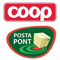 COOP csomagpont