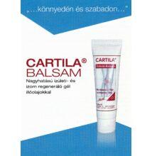 Cartila® Balzsam - Bemelegítő és regeneráló gél