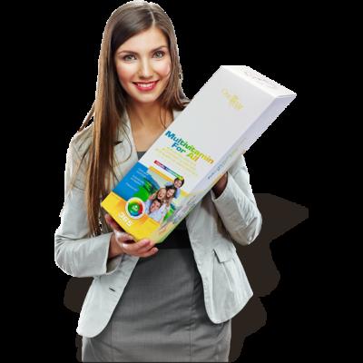 NICS probiotikus termékek - NICS Multivitamin For All