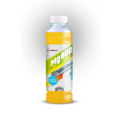 SFI Nutrition Mg 800 cukormentes magnézium koncentrátum citromos izű