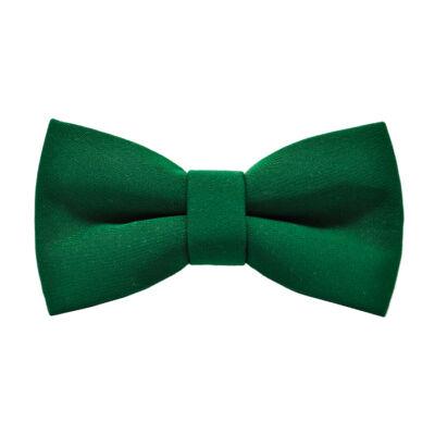 Természetes zöld matt csokornyakkendő