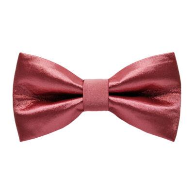 Pasztell rózsaszín csokornyakkendő - fényes