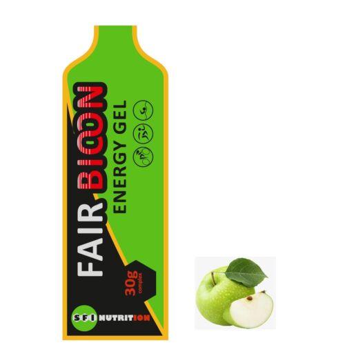 Fairbion energia gél zöldalma ízű koffeinmentes
