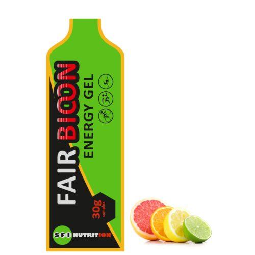 Fairbion energia gél vegyes citrus ízű koffeines