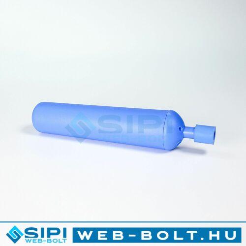 Vákuum pumpa üvegköpölyhöz